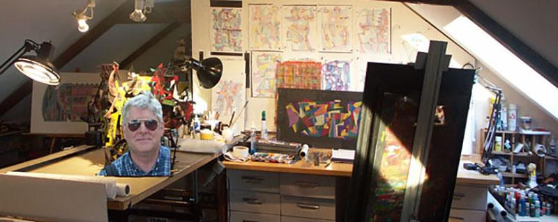 Strother Studio 2005